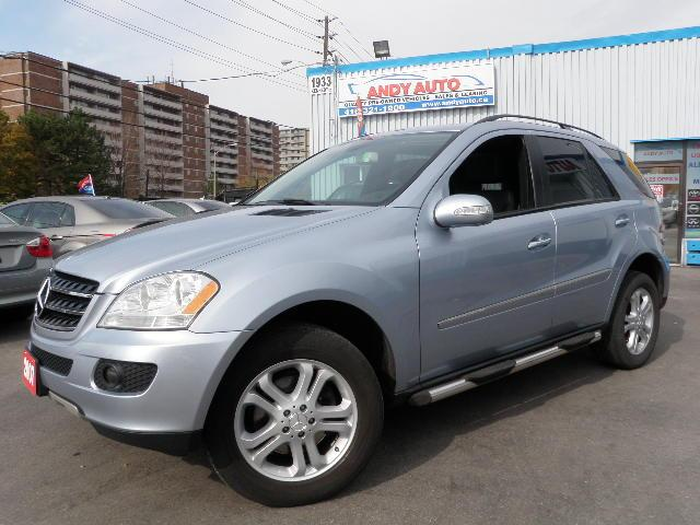 2007 mercedes benz m class ml350 scarborough ontario for 2007 mercedes benz m class ml350