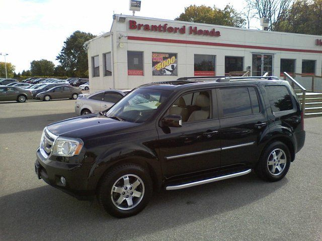 2009 honda pilot touring brantford ontario used car for sale. Black Bedroom Furniture Sets. Home Design Ideas
