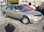 2002 Honda Accord auto,loaded,12m wrt,finc.avail.no ct no pr in Ottawa, Ontario