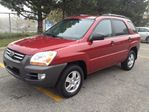 2007 Kia Sportage