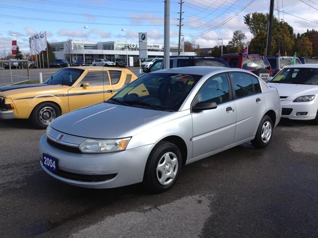 2004 Saturn Ion Newmarket Ontario Used Car For Sale