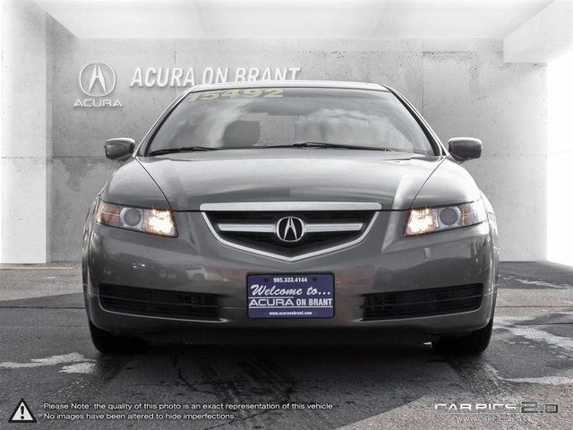2006 acura tl 3 2 sedan burlington ontario used car for. Black Bedroom Furniture Sets. Home Design Ideas