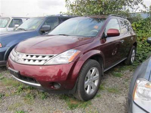 2007 Nissan Murano