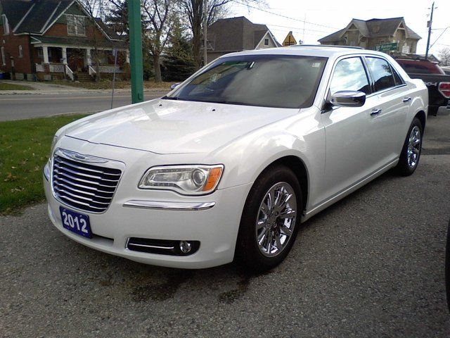 2012 chrysler 300 limited sedan belmont ontario used car for sale. Cars Review. Best American Auto & Cars Review