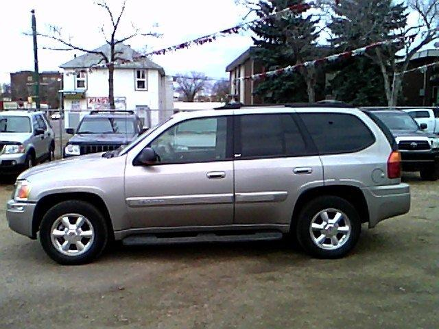 2003 gmc envoy 4x4 edmonton alberta used car for sale. Black Bedroom Furniture Sets. Home Design Ideas