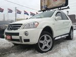 2007 Mercedes-Benz M-Class ML63 AMG 20' ALLOYS NAVI in Scarborough, Ontario