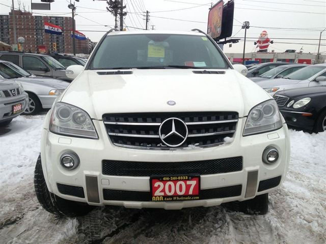 2007 mercedes benz m class ml63 amg supercharged awd 20 for Mercedes benz scarborough