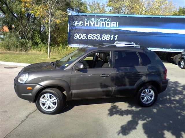 2006 Hyundai Tucson V6 4WD - Burlington, Ontario Used Car For Sale