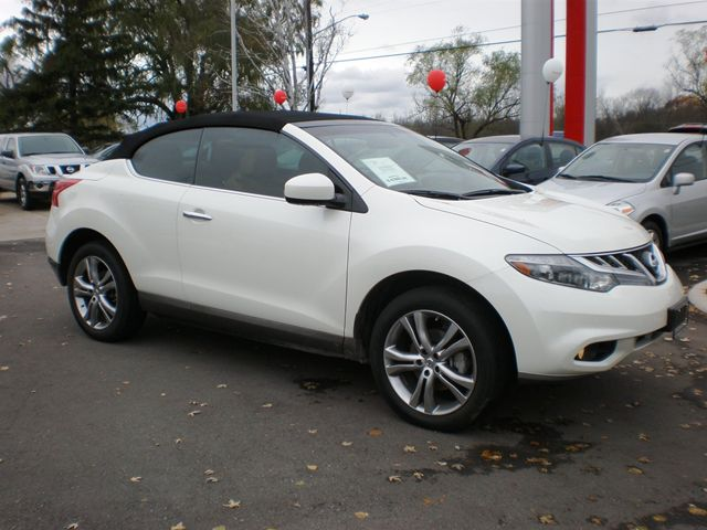 2012 nissan murano cross cabriolet convertible niagara falls ontario used car for sale. Black Bedroom Furniture Sets. Home Design Ideas