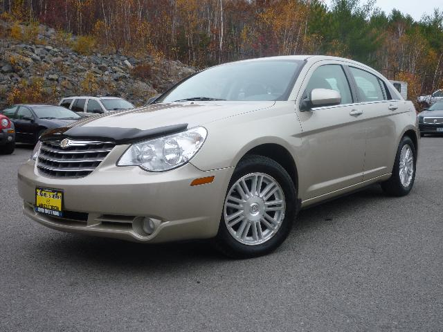 Chrysler Sebring Touring  Gas Mileage