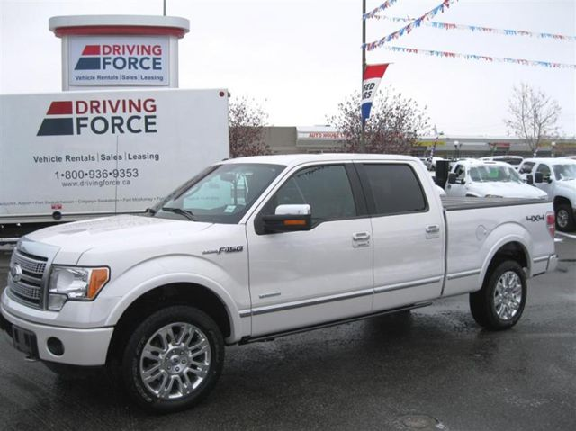 2012 ford f 150 platinum ecoboost calgary alberta used car for sale. Black Bedroom Furniture Sets. Home Design Ideas