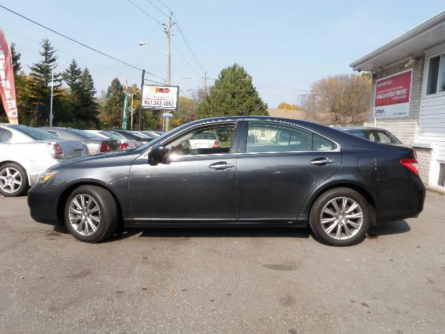 2007 lexus es 350 ultra premium w navigation in scarborough ontario. Black Bedroom Furniture Sets. Home Design Ideas