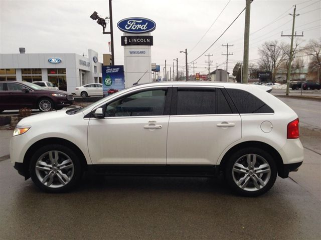 2013 ford edge limited caledonia ontario used car for sale. Black Bedroom Furniture Sets. Home Design Ideas