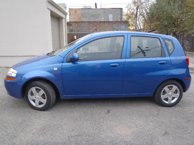 2005 chevrolet aveo lt toronto ontario used car for sale. Black Bedroom Furniture Sets. Home Design Ideas