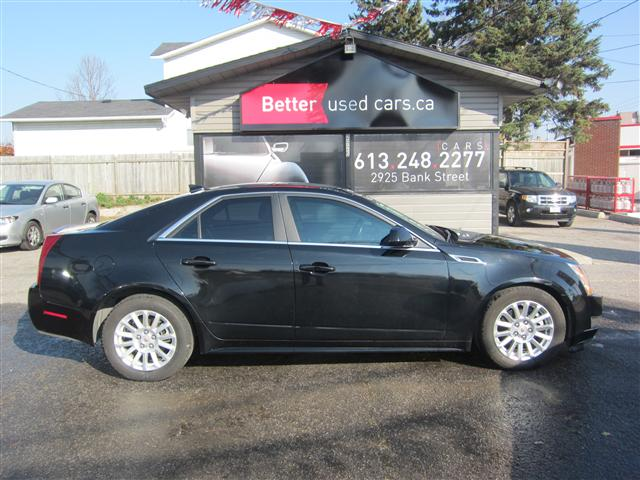 2011 Cadillac CTS ALL WHEEL DRIVE in Ottawa, Ontario