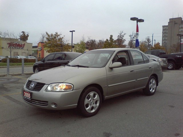 2005 Nissan Sentra - in Mississauga, Ontario