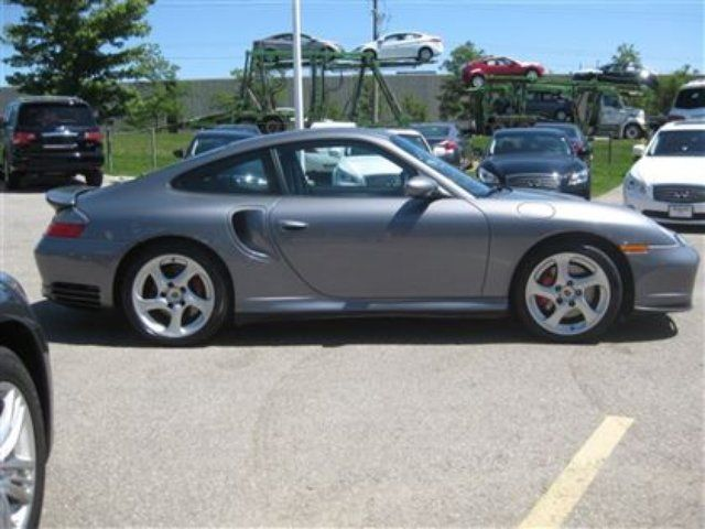 2001 porsche 911 turbo guelph ontario used car for sale. Black Bedroom Furniture Sets. Home Design Ideas