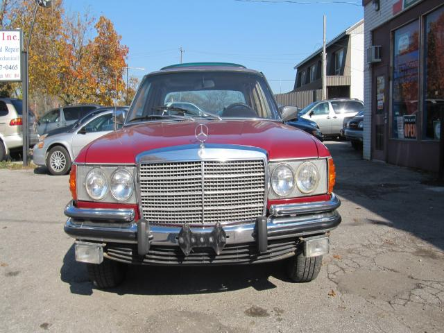 1973 mercedes benz sl class scarborough ontario used for Mercedes benz scarborough