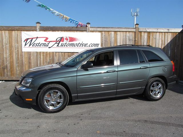 2004 chrysler pacifica awd ottawa ontario used car for sale. Cars Review. Best American Auto & Cars Review
