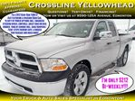 2012 Dodge RAM 1500 ST 4x4 Hemi - ONLY $168 bi-weekly! in Edmonton, Alberta