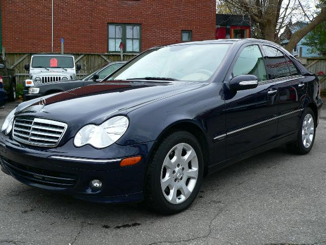 2006 mercedes benz c class c280 4matic ellegance ottawa for Mercedes benz c class 2006 for sale