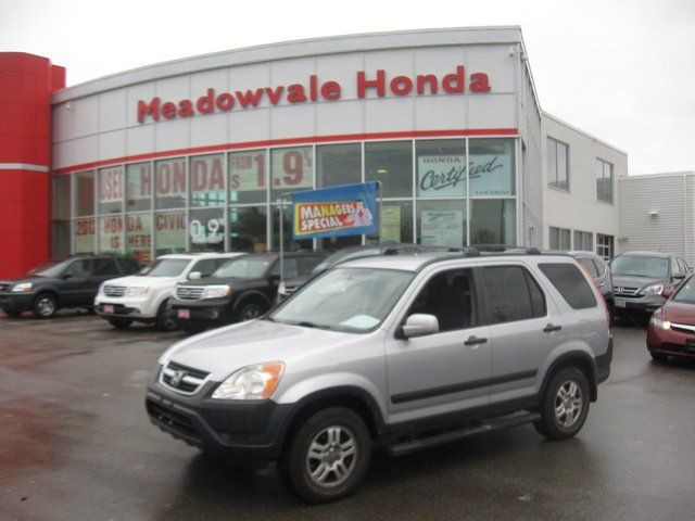 2003 Honda CR-V EX Sport Utility 4D in Mississauga, Ontario