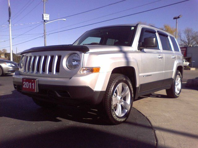 2011 jeep patriot sport utility 4d niagara falls. Black Bedroom Furniture Sets. Home Design Ideas