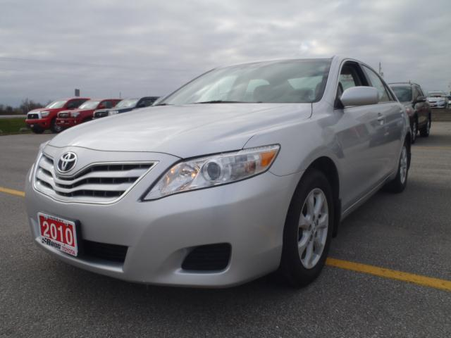 2010 toyota camry le lindsay ontario used car for sale. Black Bedroom Furniture Sets. Home Design Ideas