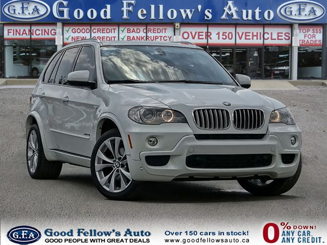 2009 BMW X5 M Package,7 Passenger, Navigation and Much More in North York, Ontario