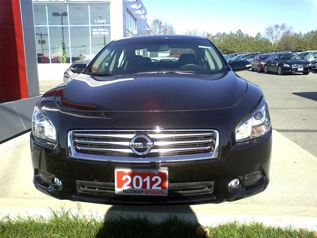 2012 nissan maxima sv whitby ontario used car for sale. Black Bedroom Furniture Sets. Home Design Ideas