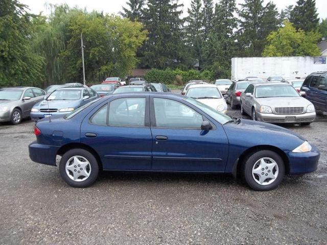 2002 chevrolet cavalier low low km 4 cyl fuel saver in wellesley. Cars Review. Best American Auto & Cars Review