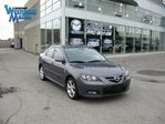 2008 Mazda MAZDA3 GT. Sedan.CERTIFIED PRE OWNED in Toronto, Ontario