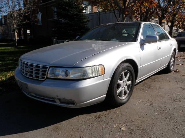 2000 cadillac seville touring sts mississauga ontario used car for sale. Black Bedroom Furniture Sets. Home Design Ideas
