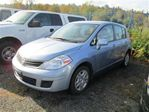 2012 Nissan Versa S Hatchback in Coquitlam, British Columbia