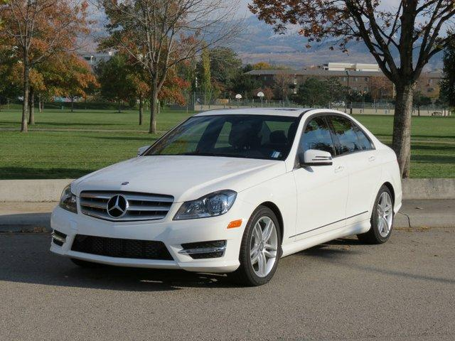 2013 mercedes benz c class c250 kelowna british for 2013 mercedes benz c class c250 sport