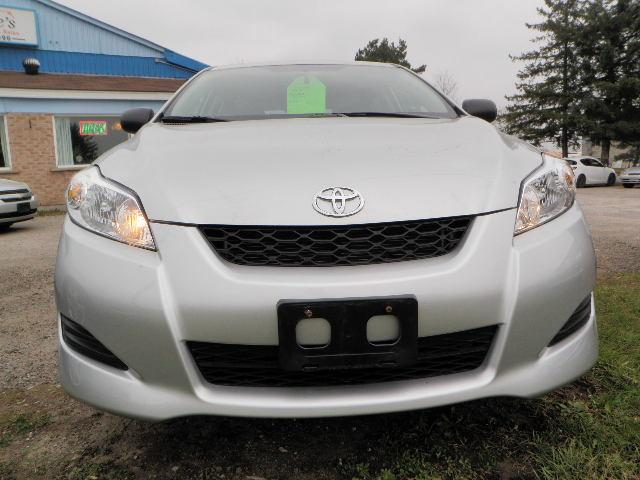 2010 Toyota Matrix AWD - Barrie, Ontario Used Car For Sale