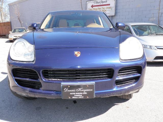 2005 Porsche Cayenne S - London, Ontario Used Car For Sale