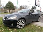 2007 Lexus IS 250 ULTRA PREMIUM W/NAVIGATION in Scarborough, Ontario