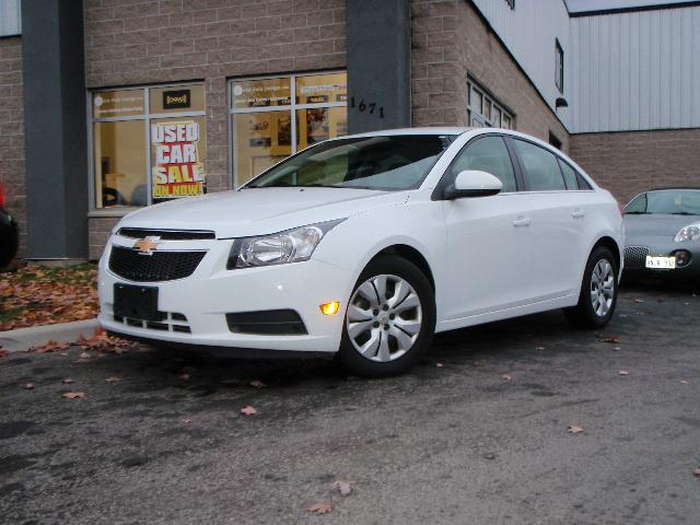 2012 Chevrolet Cruze LT Turbo w/1SA in Orleans, Ontario