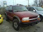 2002 Chevrolet Blazer SUV AWD * CERTIFIED & ETESTED!! in London, Ontario