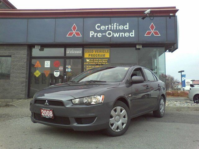 2008 Mitsubishi Lancer DE Sedan in Mississauga, Ontario