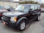 2007 Land Rover LR3 SE FINANCING AVIALABLE, BLACK ON BLACK 7PASSENGER MINT TRUCK!! in Ottawa, Ontario
