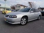 2004 Chevrolet Impala LEATHER SUNROOF ALLOYS LOADED!!!!! in St Catharines, Ontario