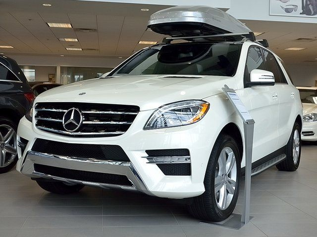 2013 mercedes benz m class ml350 4matic mirabel quebec