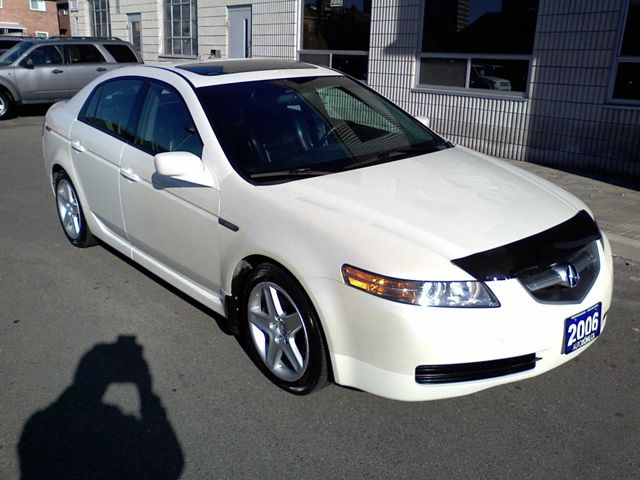 2006 Acura TL LEATHER MOONROOF ALLOYS CANADIAN in Mississauga, Ontario