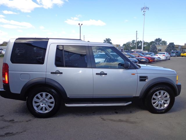 2005 land rover lr3 guelph ontario used car for sale. Black Bedroom Furniture Sets. Home Design Ideas