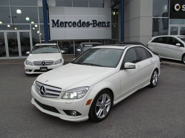 2010 Mercedes-Benz C-Class C300 Sedan in Ottawa, Ontario