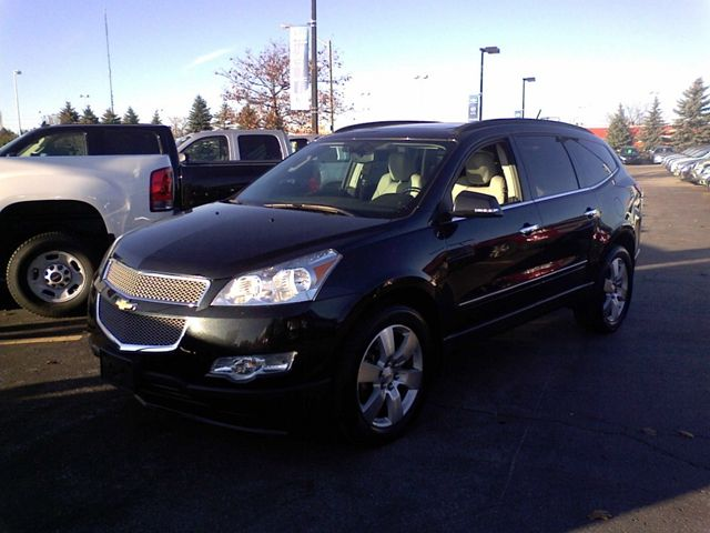 2012 chevrolet traverse ltz awd roof dvd barrie ontario used car for sale. Black Bedroom Furniture Sets. Home Design Ideas