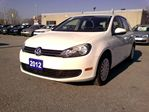 2012 Volkswagen Golf 5-Dr Trendline 2.5 at Tip in Belleville, Ontario