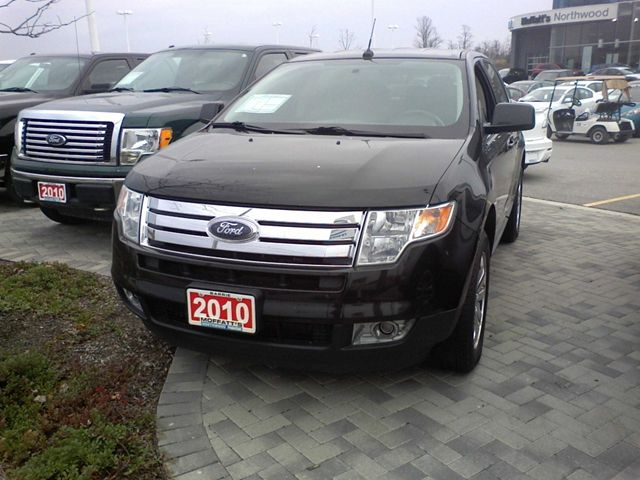 2010 ford edge limited sport utility 4d barrie ontario. Black Bedroom Furniture Sets. Home Design Ideas